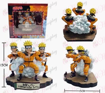 Naruto Naruto Office of skill (PVC)