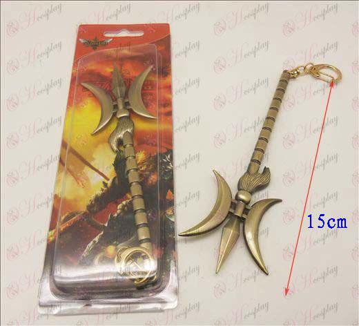 Лигата на Легенди Аксесоари нож катарама 16 (бронз)