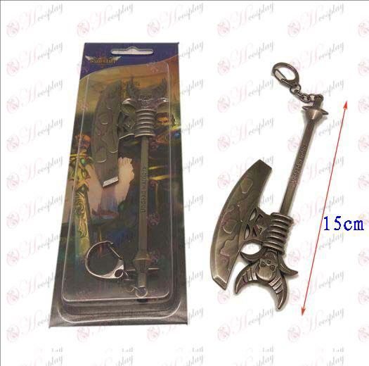 Лигата на Легенди Аксесоари нож ключалката 5 (пистолет цвят)