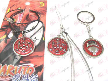 Eye keychain Naruto month