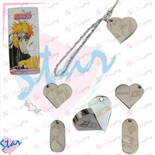 Naruto heart-shaped transition Strap