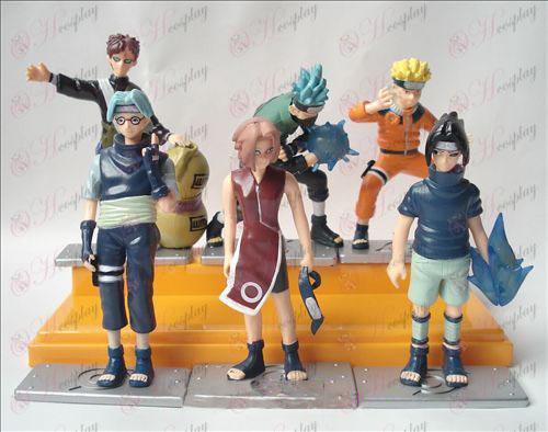 A6 models Naruto doll cradle