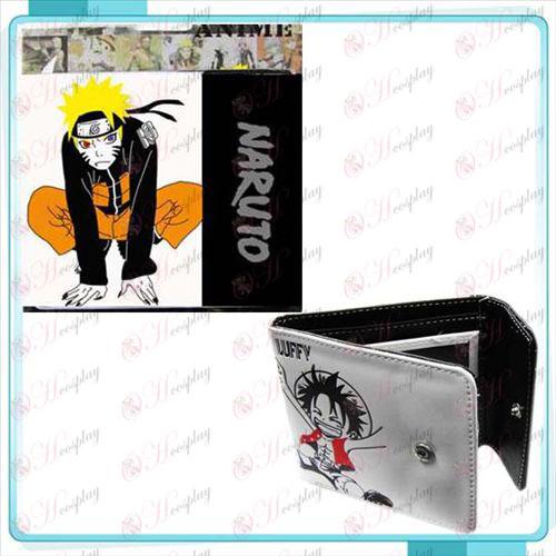 Naruto Naruto snap wallet