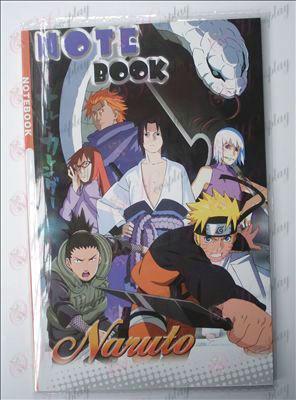 Naruto Notebook : Cosplaymade.com