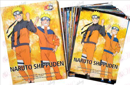 Naruto Postcard + Card 6