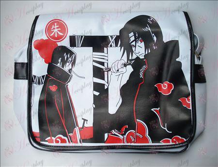 Naruto leather satchel