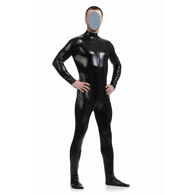 흑인 남성 코스프레 라텍스 의상