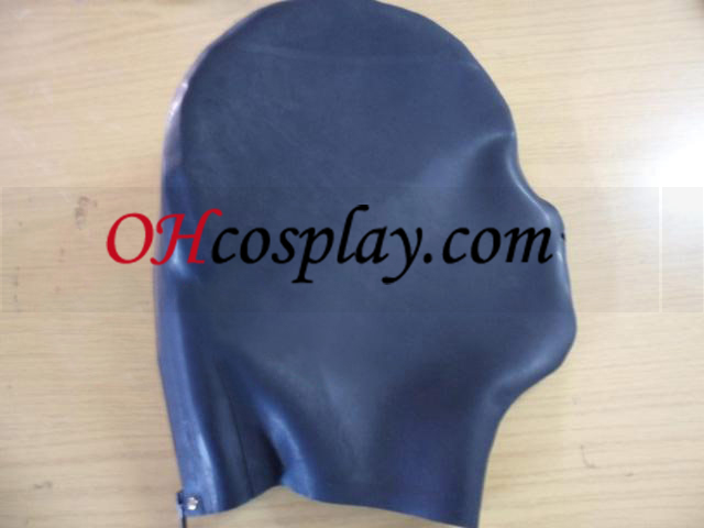 Classic Blue SM Latex Mask