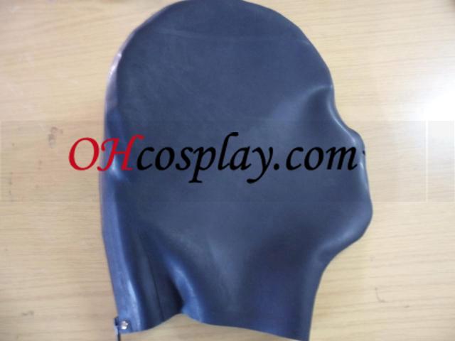 Classic Blue SM Latex Mask