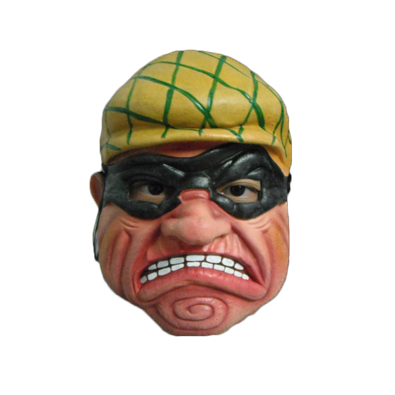 남성 도둑 만화 마스크