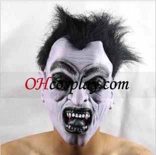 Halloween Vampire Latex maszk