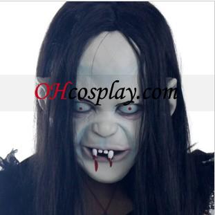 Classic Mask Sadako Cosplay