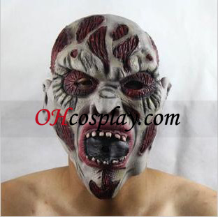 Umwelt Absicherbare Halloween Latex-Maske Modermiene