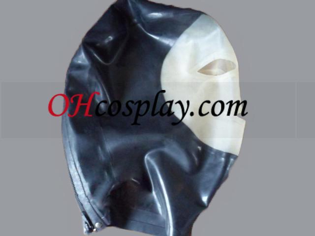 Máscara Multicolor Latex com Abertas olhos e nariz