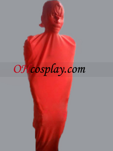 Latex Asphyxie Schlafsack Body Wrap Catsuit