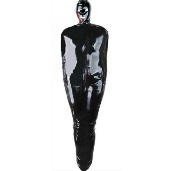 Full Body Enchained Latex Costume
