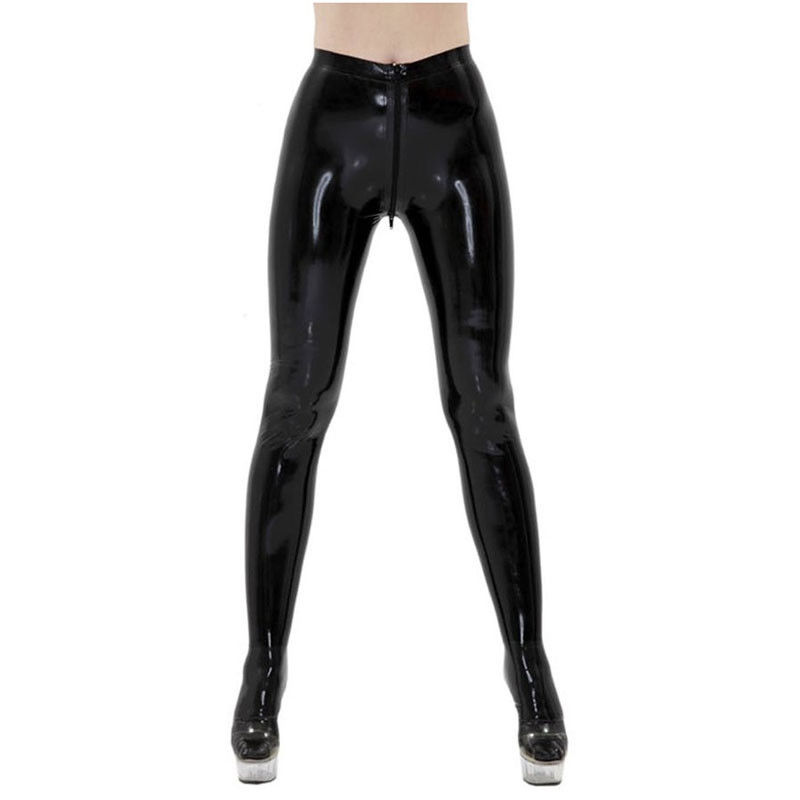 Sexy Close-fitting Latex Pants