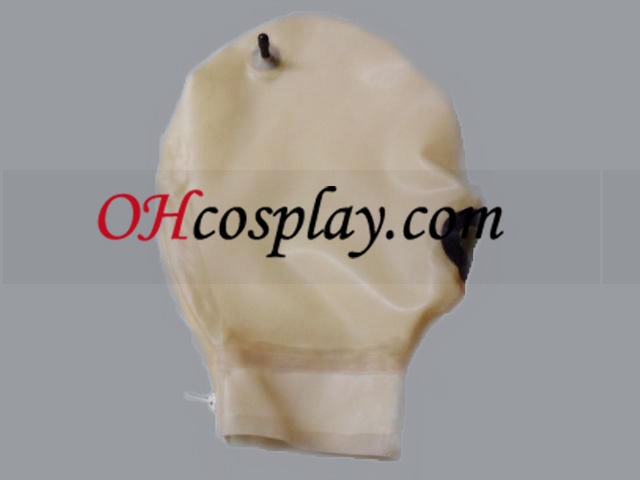 Gas-filled Latex Hood