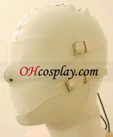 Strappy Latex Hood