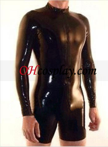 Male Fitness Latex Catsuit