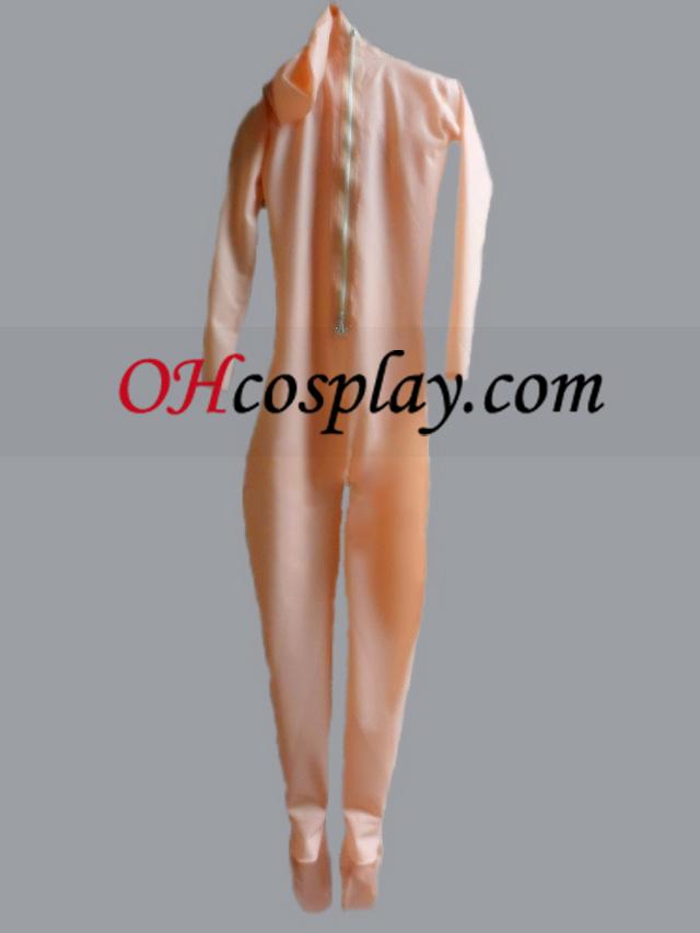 Пълен Body Latex Costume включително ръкавици