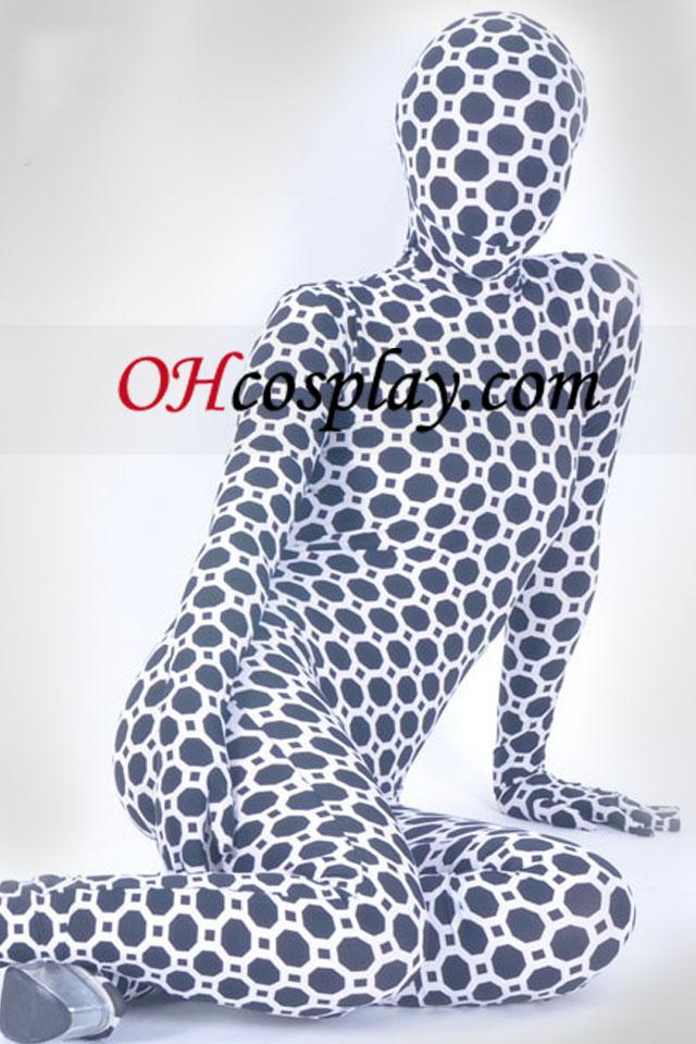 Lycra Spandex Unisex Zentai Suit