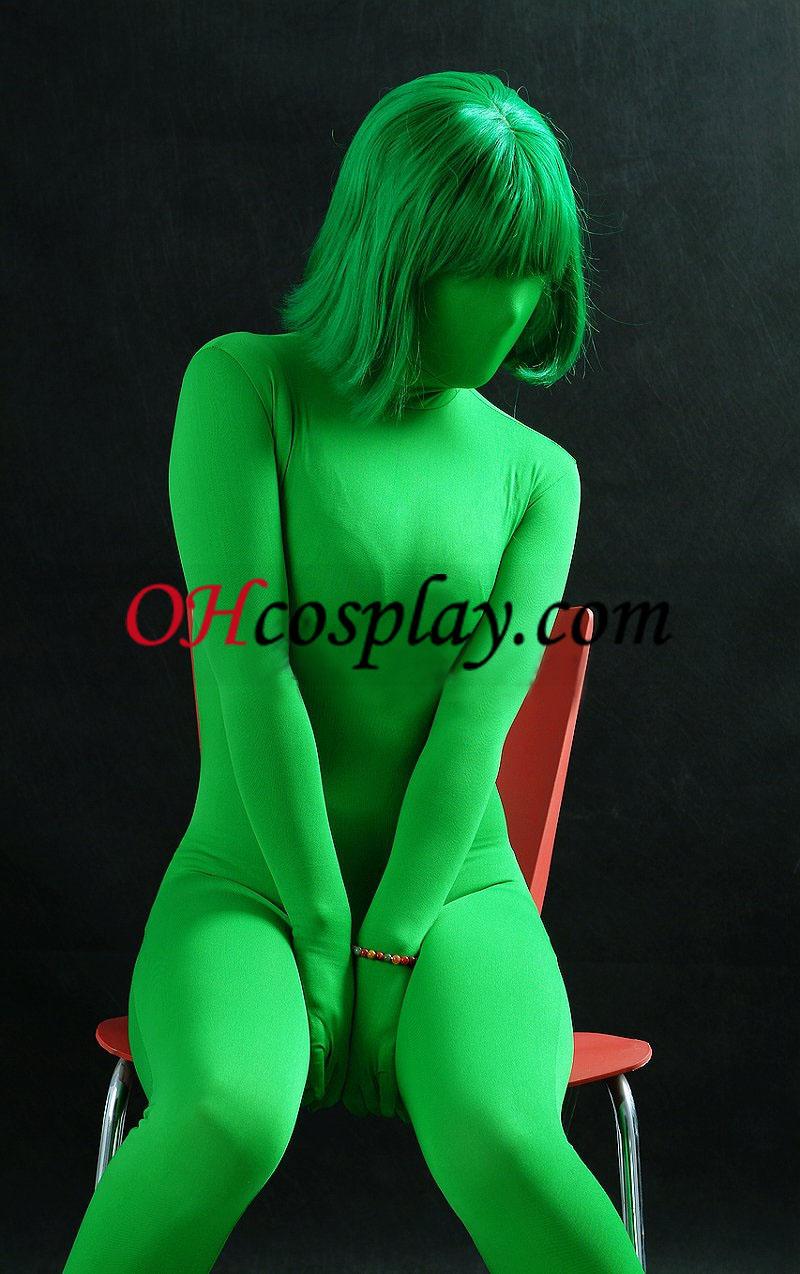 חליפת שני מיני מודאלי מערער ירוקה