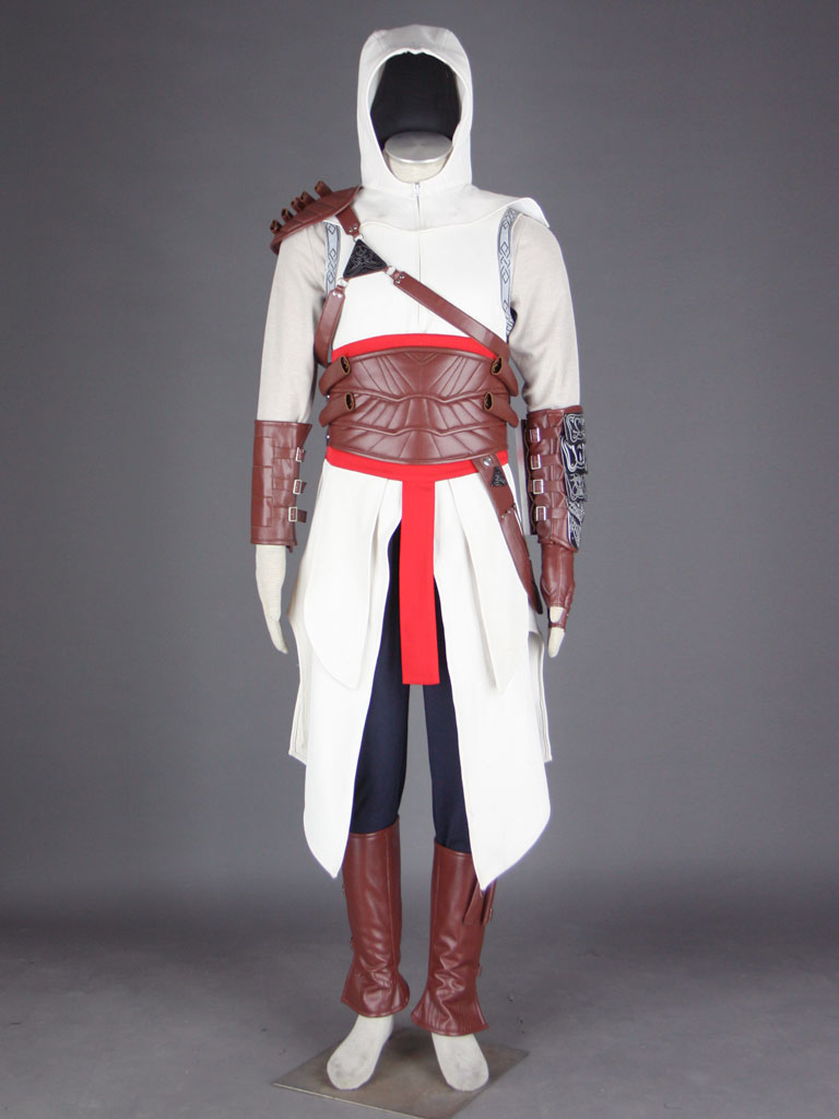 Assassin's Creed I Altair Costumes - Cosplay Deluxe