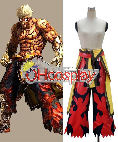 Asura Cosplay Kostuums from Asura's Wrath