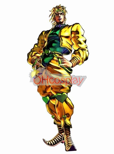 Bizarre Bdventure Dio Brando Cosplay костюми Джоджо