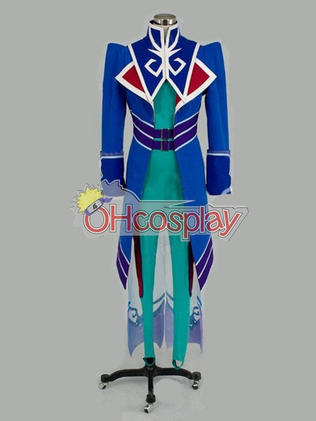 Hubert Oswald Cosplay Kostymer From Tales of Graces F