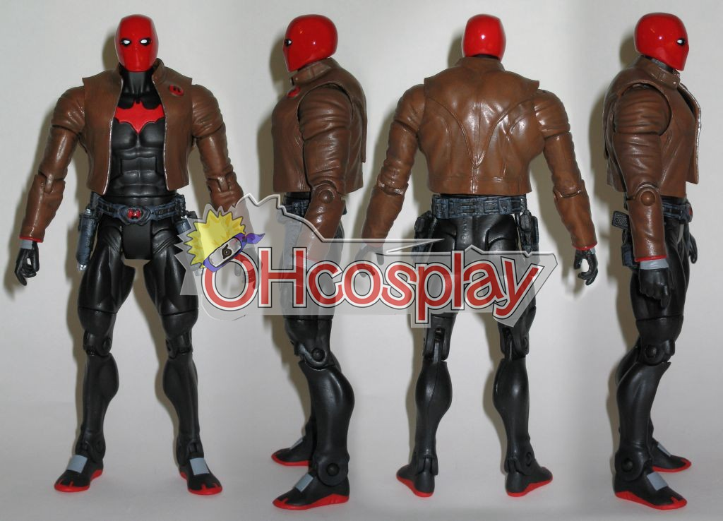 Red Hood Costume From The Comic Book Red Hood