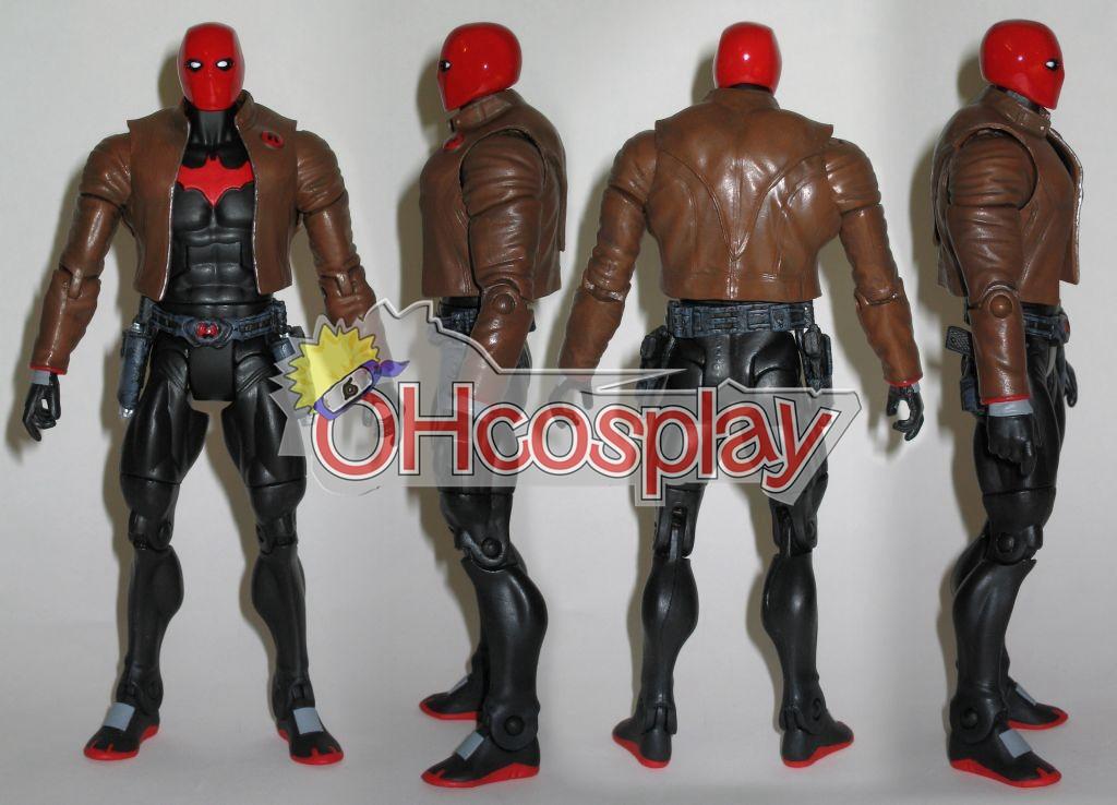 Red Hood носия от Comic Book Red Hood