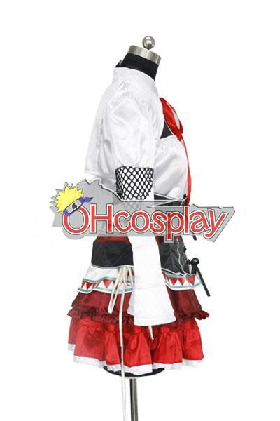 Neris Cosplay носия от Бляскъв Hearts