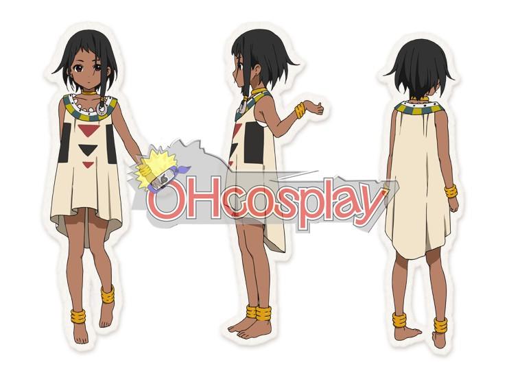 Choi Mochimazzi Cosplay костюми От Tamako Market Cosplay костюми
