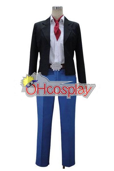 K Kusanagi Lzumo udklædning Fastelavn Kostumer
