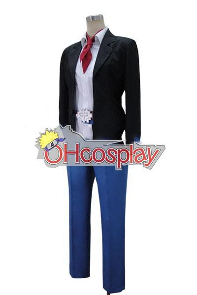 K Кусанаги Lzumo Cosplay костюми