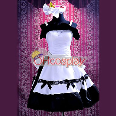 Ritsu Cosplay Costume from Costumi Carnevale K-ON EKO0003