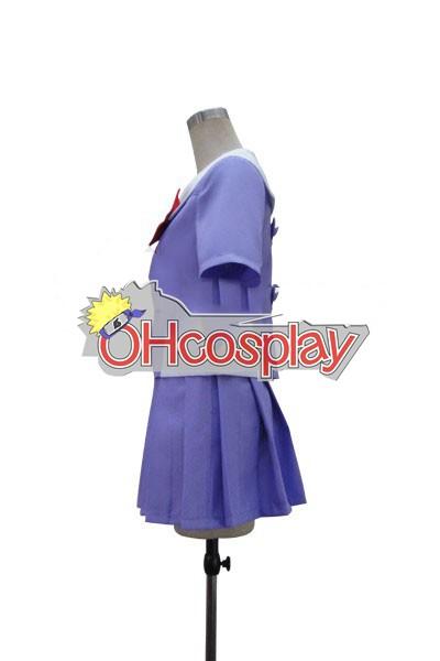 Mirai Nikki (Future Дневник костюми) Yuno Gasai Cosplay костюми