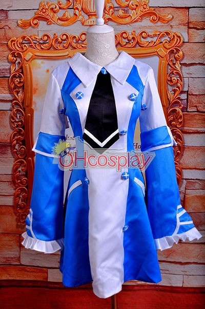 Pandora Hearts Costumes Echo Cosplay Costume
