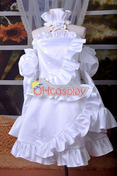 Déguisement Pandora Hearts White Rabbit Alice Deluxe Deguisements Costume Carnaval Cosplay