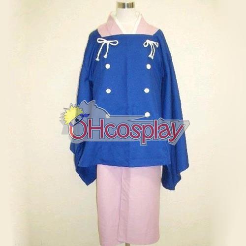 Rurouni Kenshin Costumes (Trust and Betrayal) Megumi Cosplay Costume