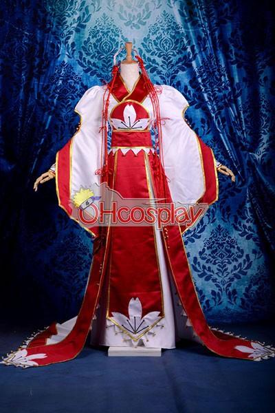 Reservoir Chronicle костюми Sakura Deluxe Кимоно Tsubasa Cosplay костюми
