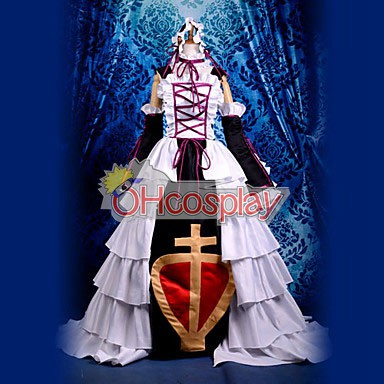 Reservoir Chronicle Kostuums Sakura Queen of Spades Dress Cosplay Kostuums