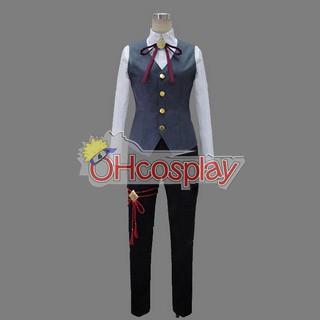 Amnesia костюми Waka работна Uniform Cosplay костюми
