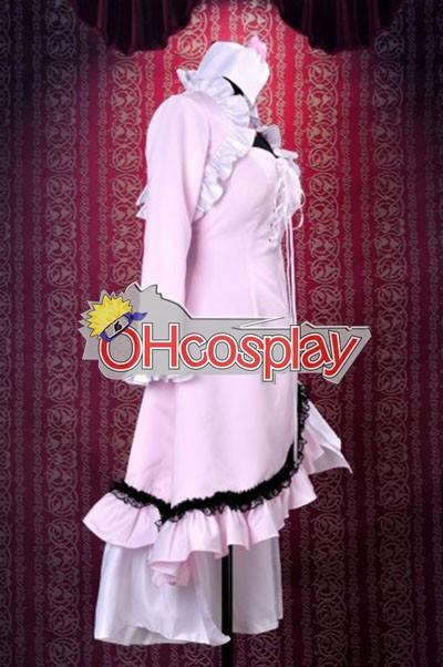Shugo Chara Fastelavn Kostumer! Tsukiyomi Utau Peformance udklædning Fastelavn Kostumer