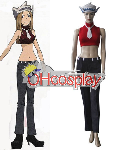 Soul Eater Cosplay Lizu Tompson Cosplay Costume