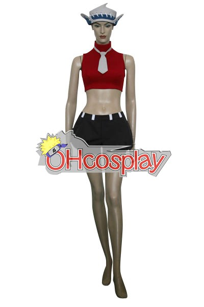 Soul Eater Costumes Lizu Tompson Cosplay Costume