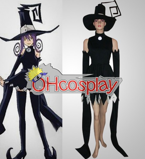 Soul Eater Kostymer Blair Witch Cosplay Kostymer