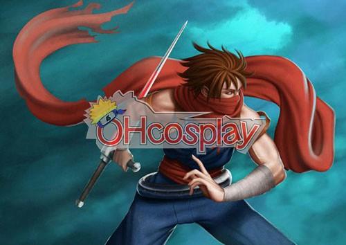 Strider Hiryu Cosplay костюми ESH0001